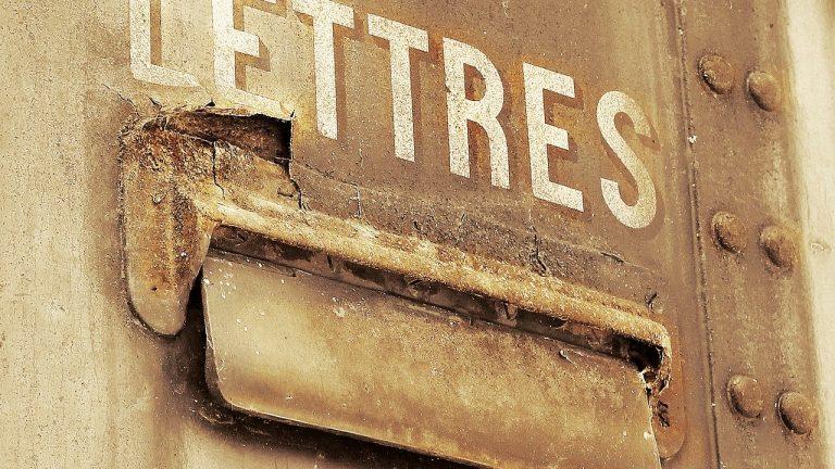 Comment remplacer une boîte aux lettres dans un mur?