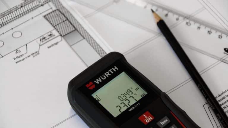 L'importance d'un télémètre laser dans les travaux de construction