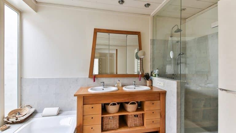 Pourquoi faire le choix d'un meuble double vasque ?
