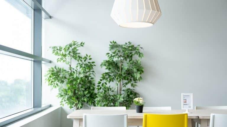 Aménager une salle à manger dans une pièce étroite